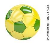 Football  Soccer Ball  With...