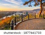 prague bridges over vltava...   Shutterstock . vector #1877661733