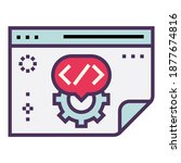 document code programming...