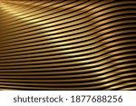 abstract 3d gold luxurious...   Shutterstock .eps vector #1877688256