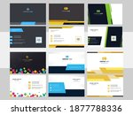 set of creative and... | Shutterstock .eps vector #1877788336