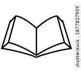 book icon . book illustration...