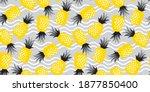 Pineapple Ananas Summer...