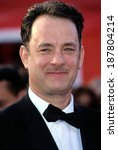 Постер, плакат: Tom Hanks in a