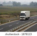 white truck | Shutterstock . vector #1878115