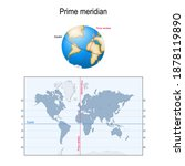 Earth's Equator  And Prime...