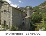 Small photo of Quintodecimo (Acquasanta Terme, Ascoli Piceno, Marche, Italy) - Ancient town along the Salaria road