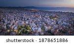 Night Landscape Of Patras ...