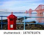 Forth Rail And Road Bridges...