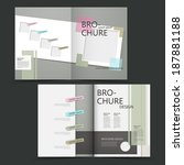 template of brochure design...