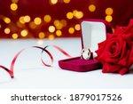 Banner. Gold Ring  Wedding Ring ...