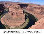 Horse Shoe Bend In Arizona
