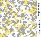 creative organic liquid spray... | Shutterstock .eps vector #1879209670