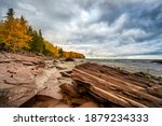Rocky Lake Superior Shorelines...