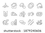 truck parking  settings gears...   Shutterstock .eps vector #1879240606