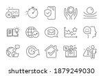 world statistics  update time... | Shutterstock .eps vector #1879249030