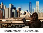 capturing the moment with a... | Shutterstock . vector #187926806