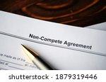 Legal Document Non Compete...