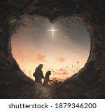 Christmas Religious Nativity...