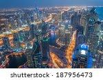 Dubai Marina And Jumeirah Lakes ...