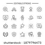 star editable icon set ranking...