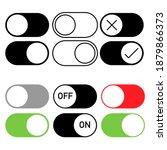 slide switch button set....