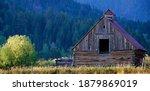 Mountain Wilderness Old Barn...