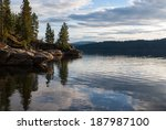 Coeur D' Alene Lake View From...