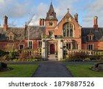 Retford  Nottinghamshire  Uk....