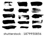 set of thick square isolated...   Shutterstock .eps vector #1879950856