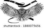 hand drawn vector illustration... | Shutterstock .eps vector #1880075656