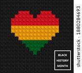 black history month. african...   Shutterstock .eps vector #1880284693