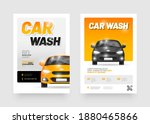 vector layout design with car... | Shutterstock .eps vector #1880465866