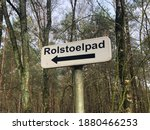 Dutch Traffic Road Sign For...
