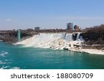 American Falls From Canada...