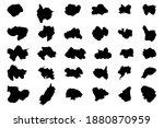 set of black brushstrokes. good ... | Shutterstock .eps vector #1880870959