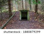Entrance To Underground...