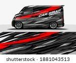 car graphic background vector.... | Shutterstock .eps vector #1881043513