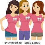 illustration featuring three... | Shutterstock .eps vector #188112809