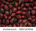 Dried Berries Of Dog Rose Or...