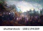 Siege of Jerusalem by crusaders