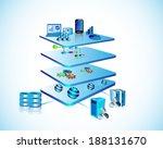 vector illustration of service... | Shutterstock .eps vector #188131670