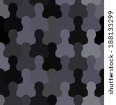 background with dark gray... | Shutterstock . vector #188133299
