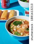 Tom Yum Asian Food Soup