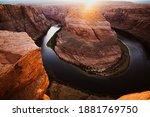 Arizona Horseshoe Bend Of...