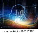 artificial intelligence series. ... | Shutterstock . vector #188179400