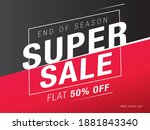 sale and special offer tag ... | Shutterstock .eps vector #1881843340