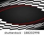 black racing background. eps8 | Shutterstock .eps vector #188202998