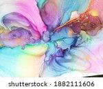 Multicolor Artistic Strokes....