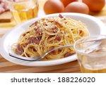 Spaghetti Carbonara  A...